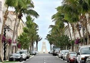 fun in palm beach - worth avenue